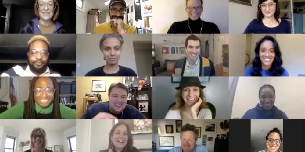 Radical Kindness Comedy Writers Room